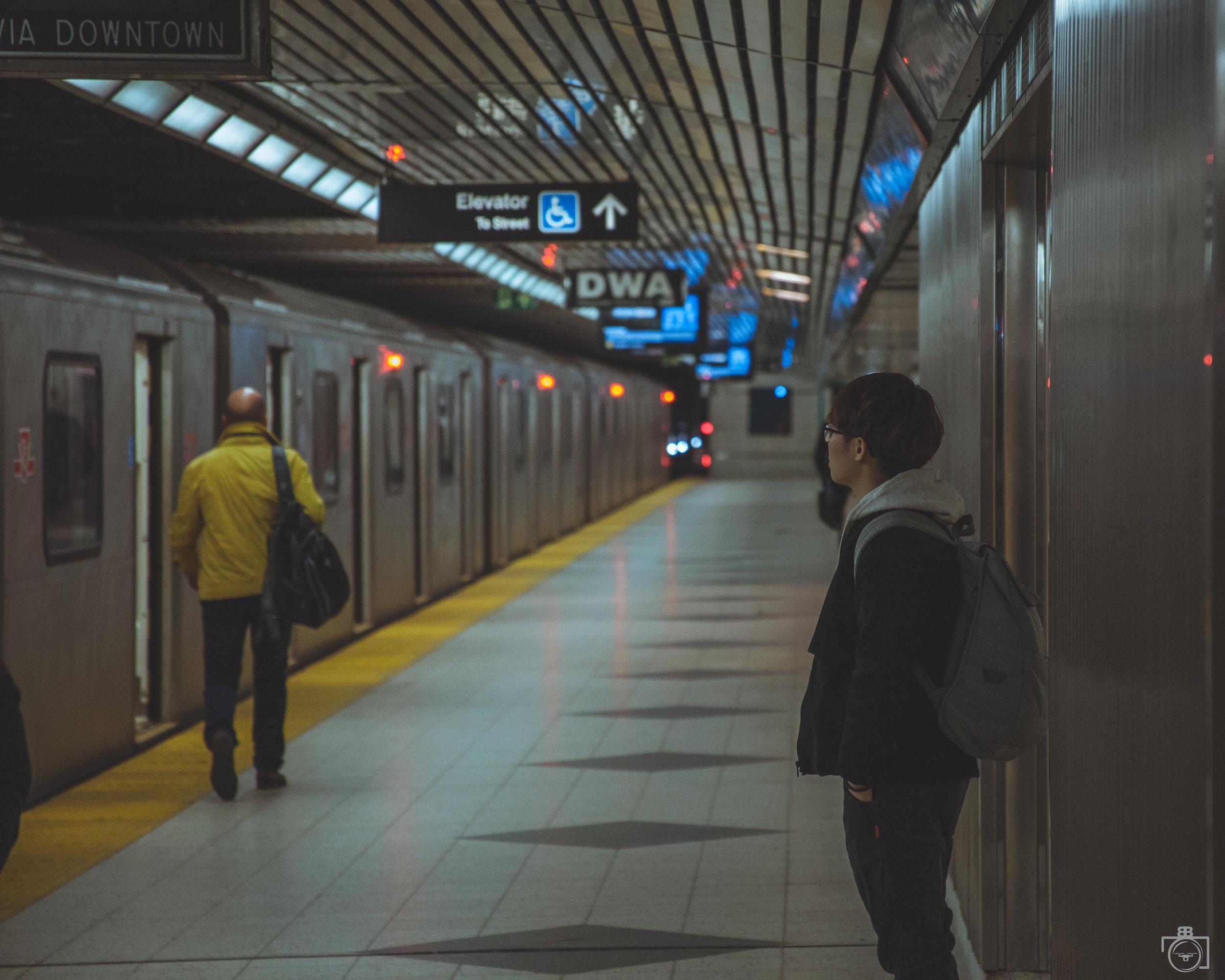 TTC Subway System