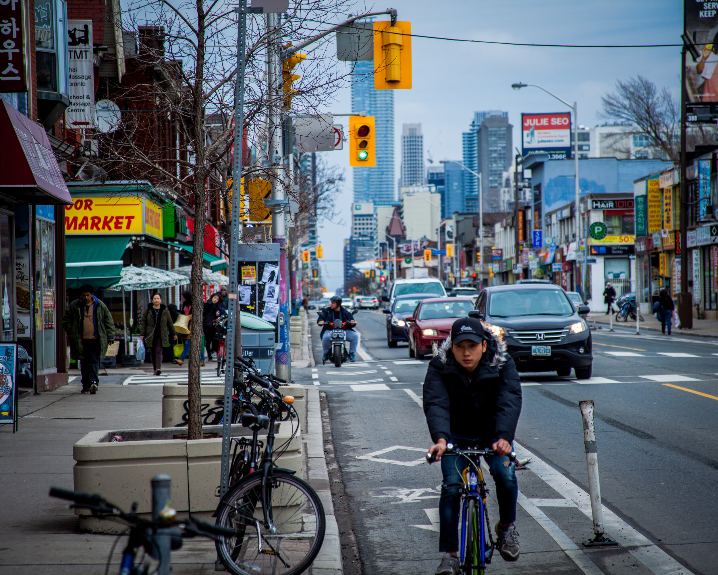 Toronto Koreatown