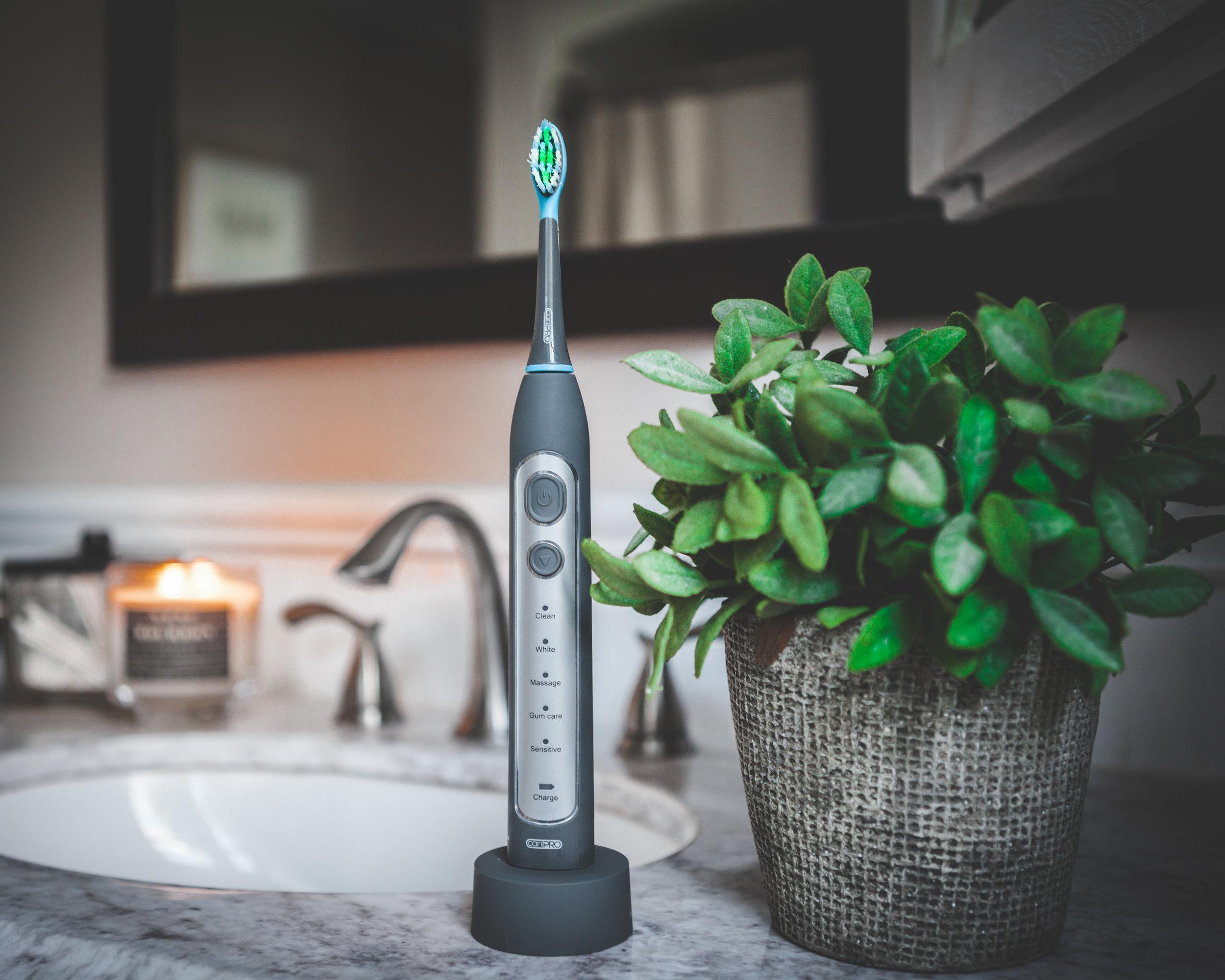 Smile Brilliant CariPRO Toothbrush