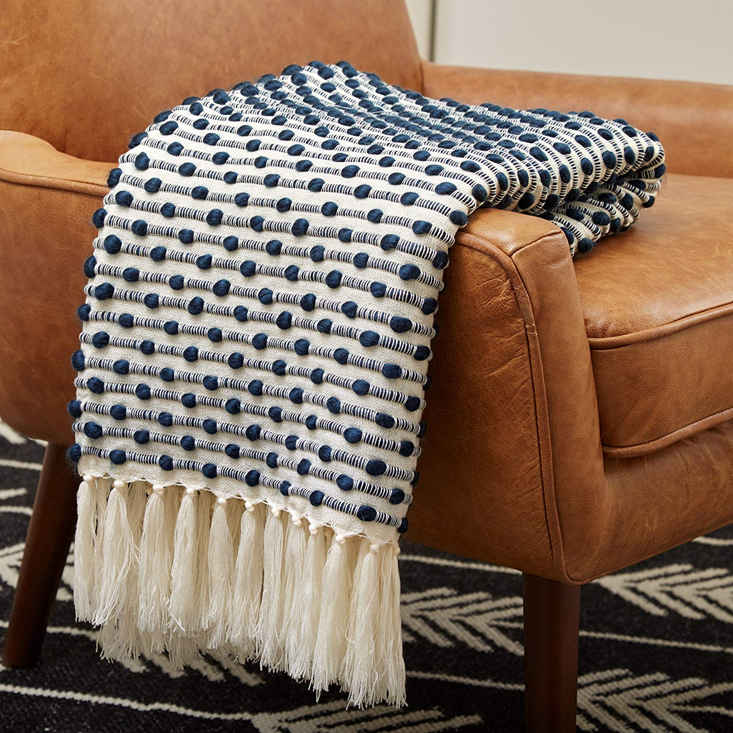Textured Throw, This Blissful Moment