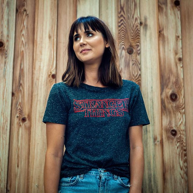 HERE WE GO!!!!!!!!!!! If your denim cut-offs weren't made in the 1980's are you even allowed to watch #StrangerThings3 ?!?! . . Shout out to @wi5hfulth1nk3r for getting me this tee!! . .  #strangerthings #theupsidedown #netflixlife #netflixanddontchill #july2019 #summer2019 #summerstylefile #summervibes2019 #summervibes✨ #michigansummer #summerfun #summerday #summertimeloving