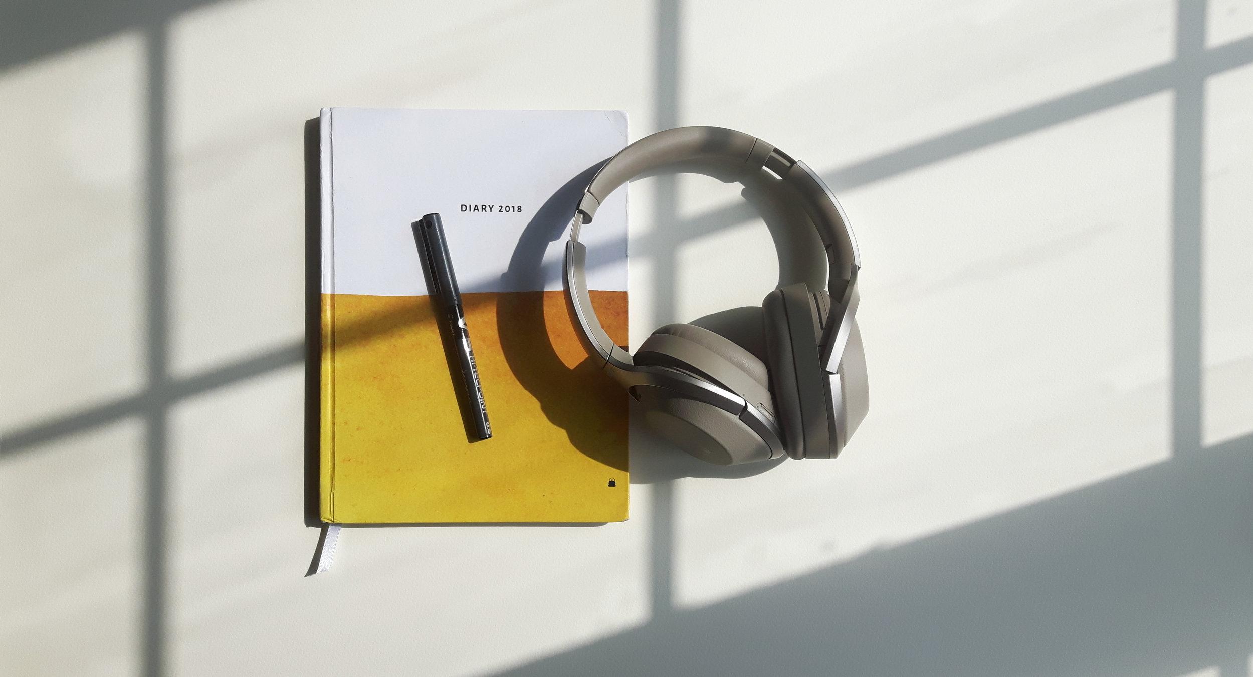 Headphones & diary.jpg