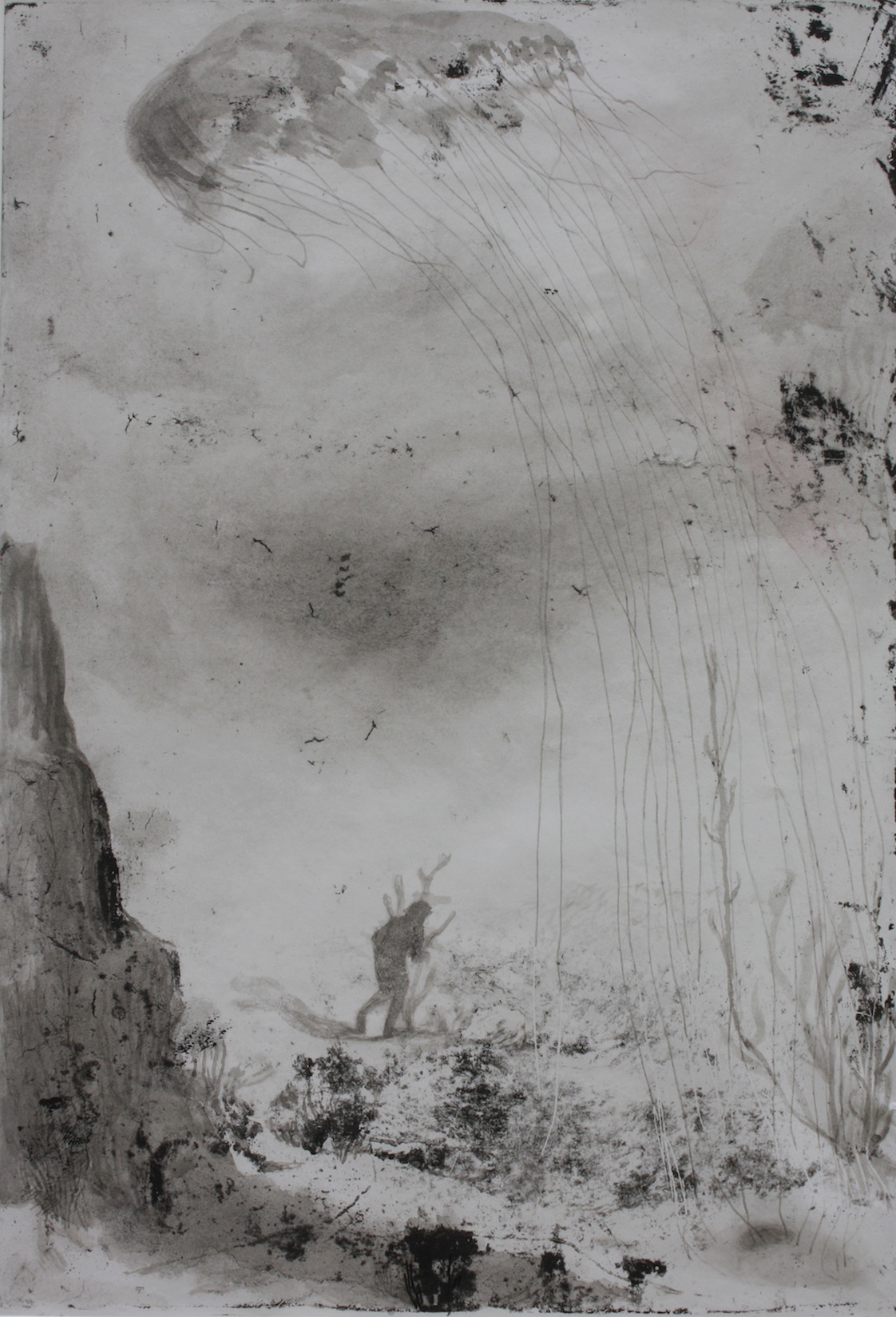 Untitled (Selected for Jerwood Drawing Prize 2011)