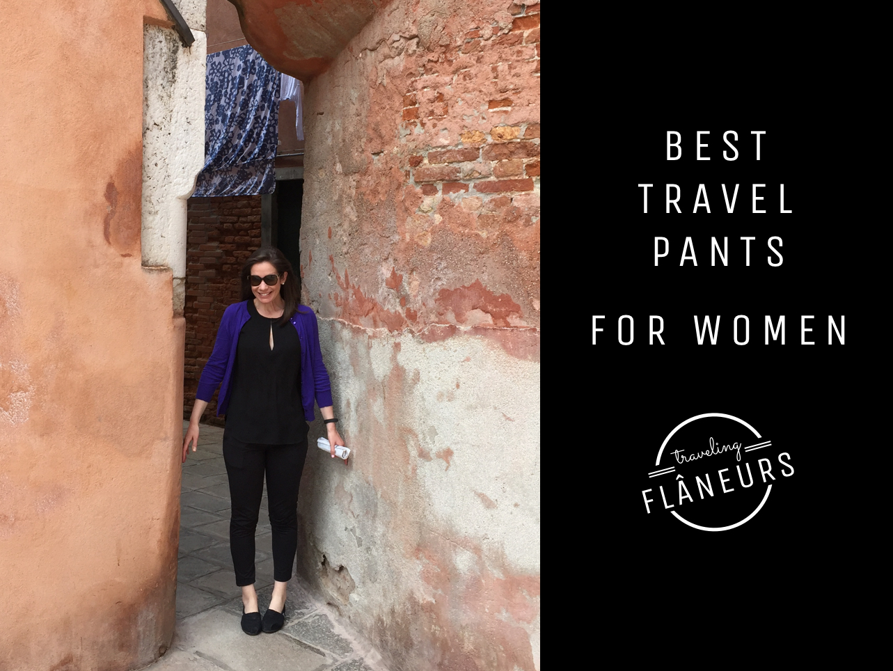 best travel pants for women