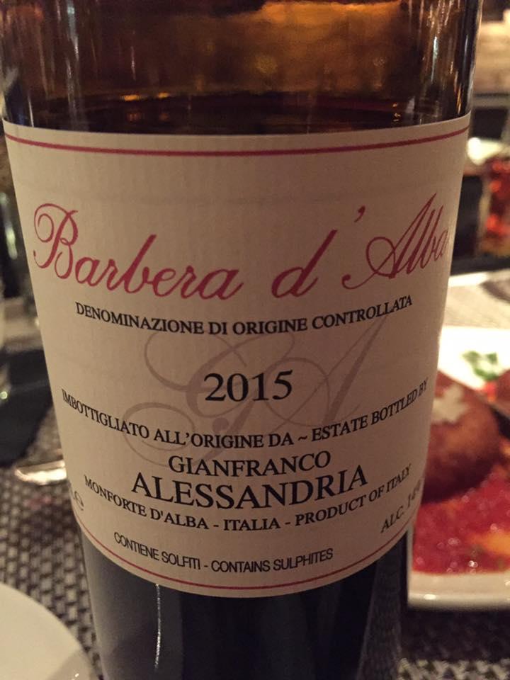Barbera at Ghibellina