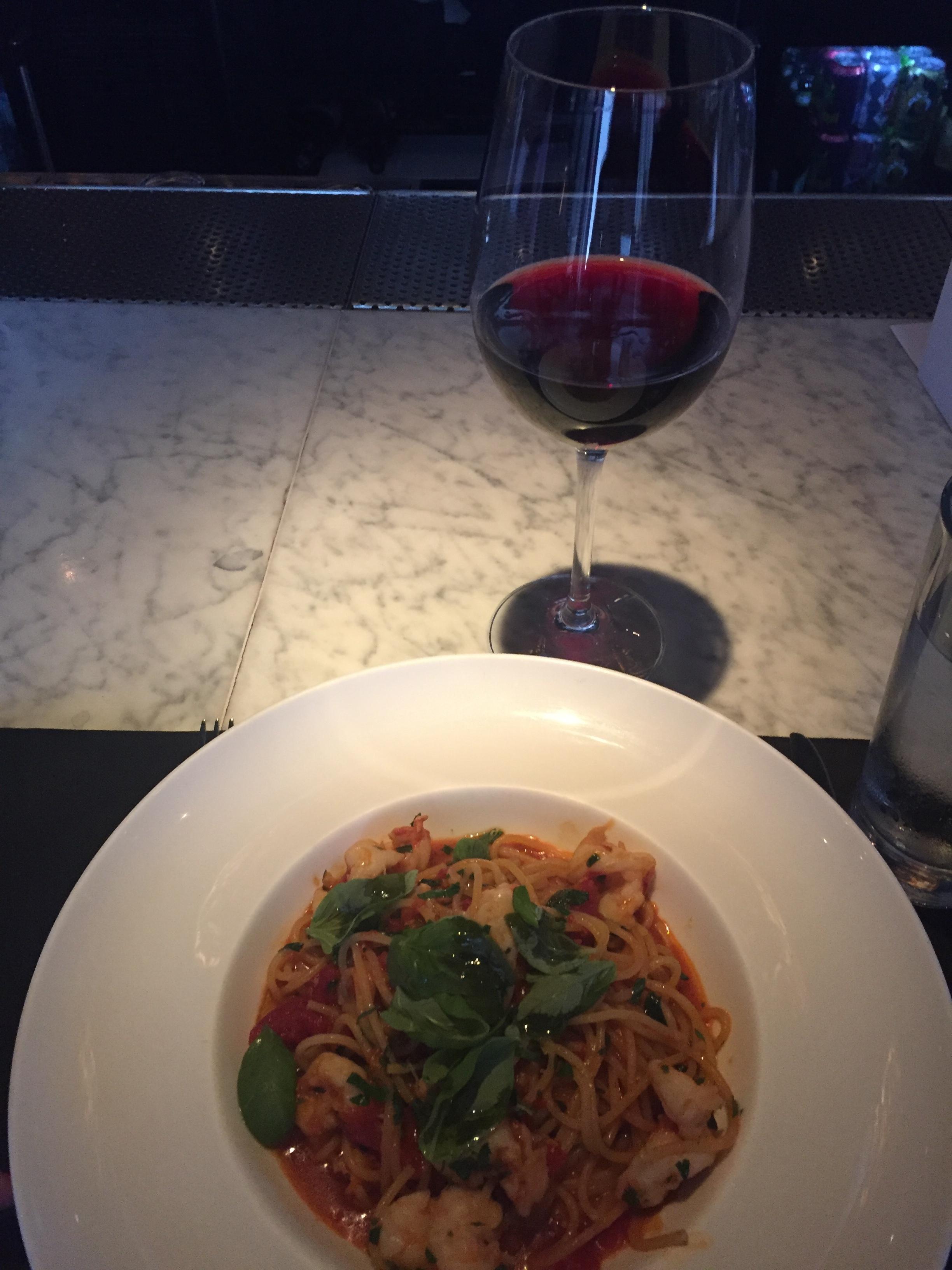 RPM Pasta and Wine