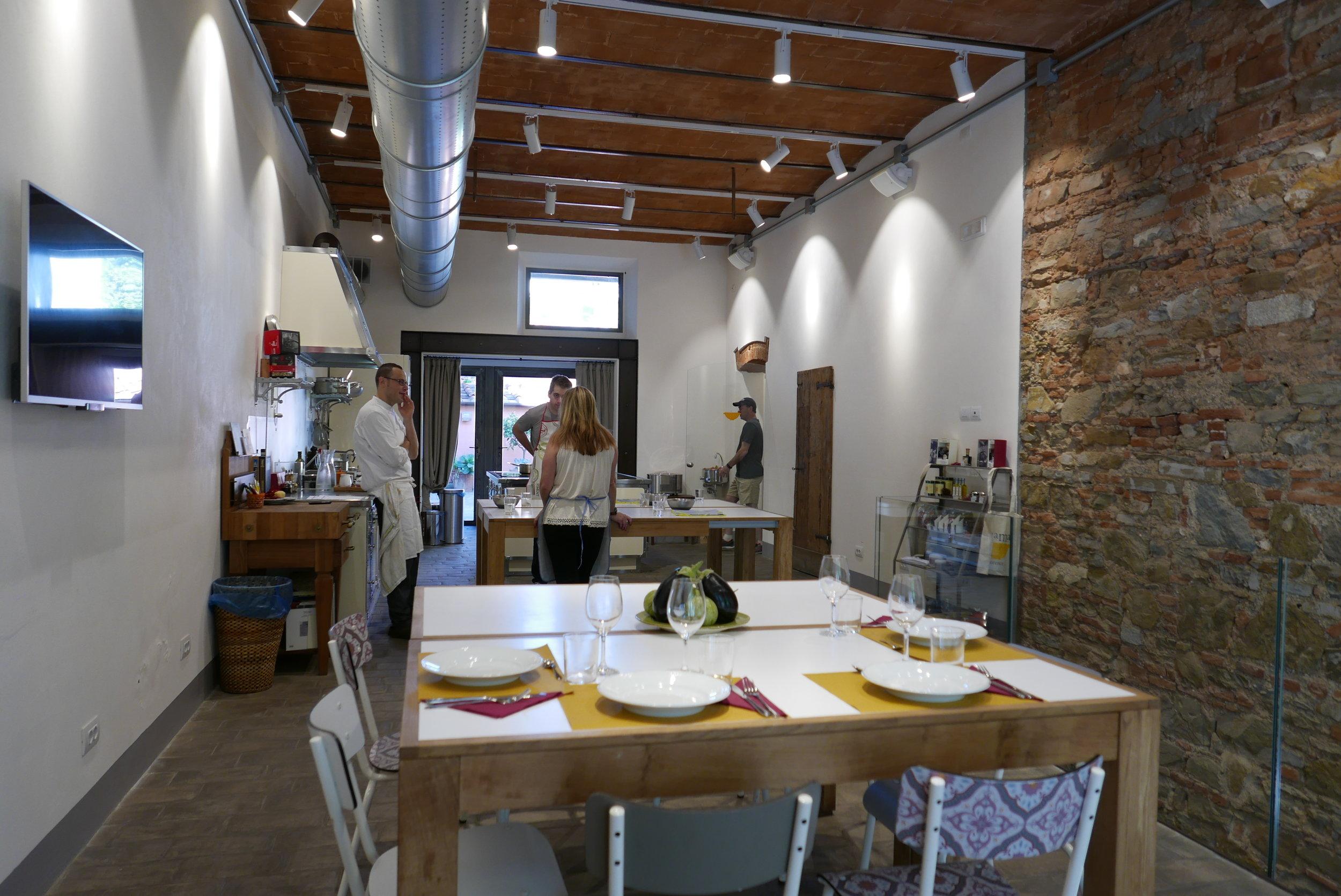 Mama Florence kitchen