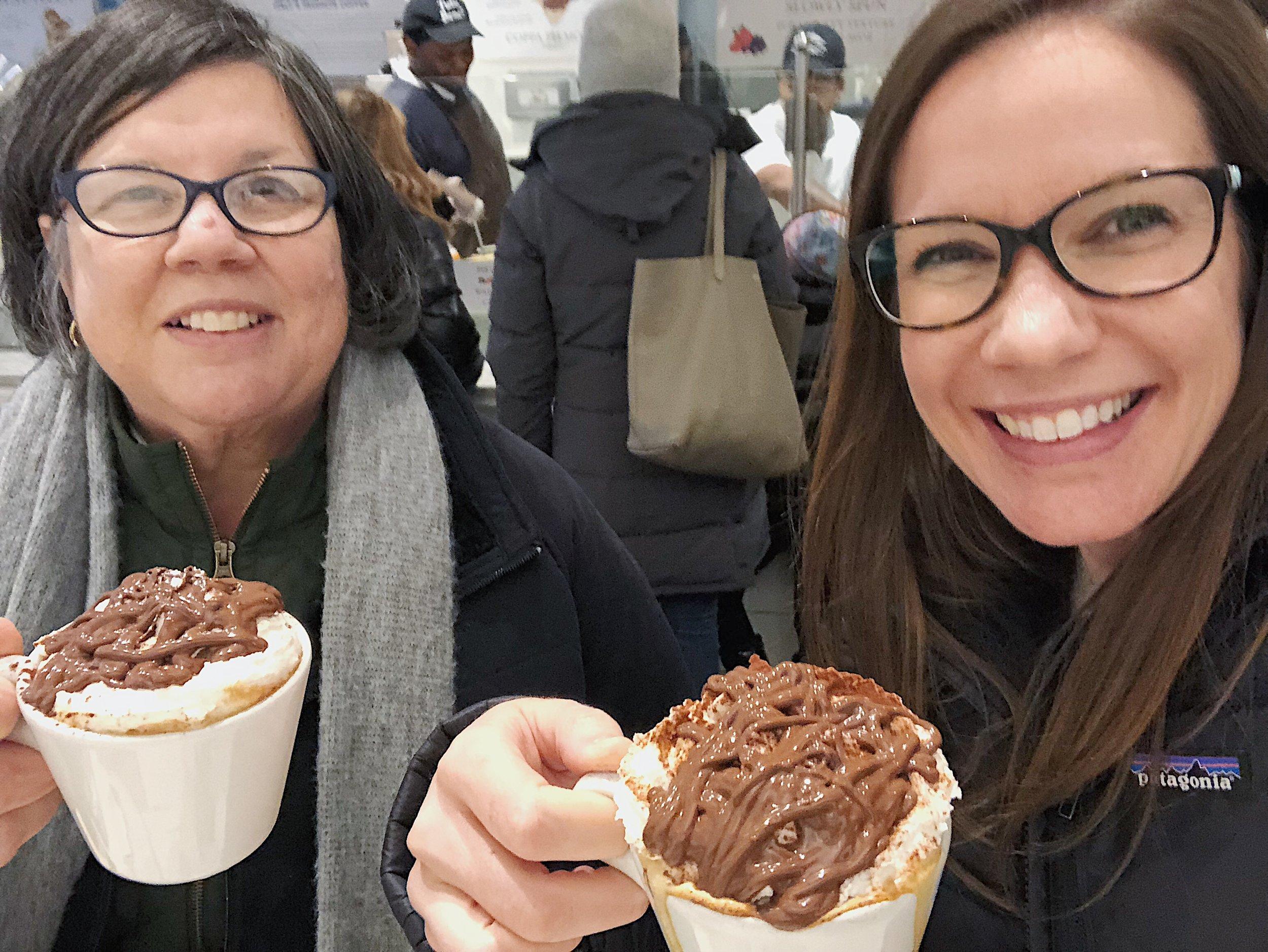 Eataly mom and me espressos