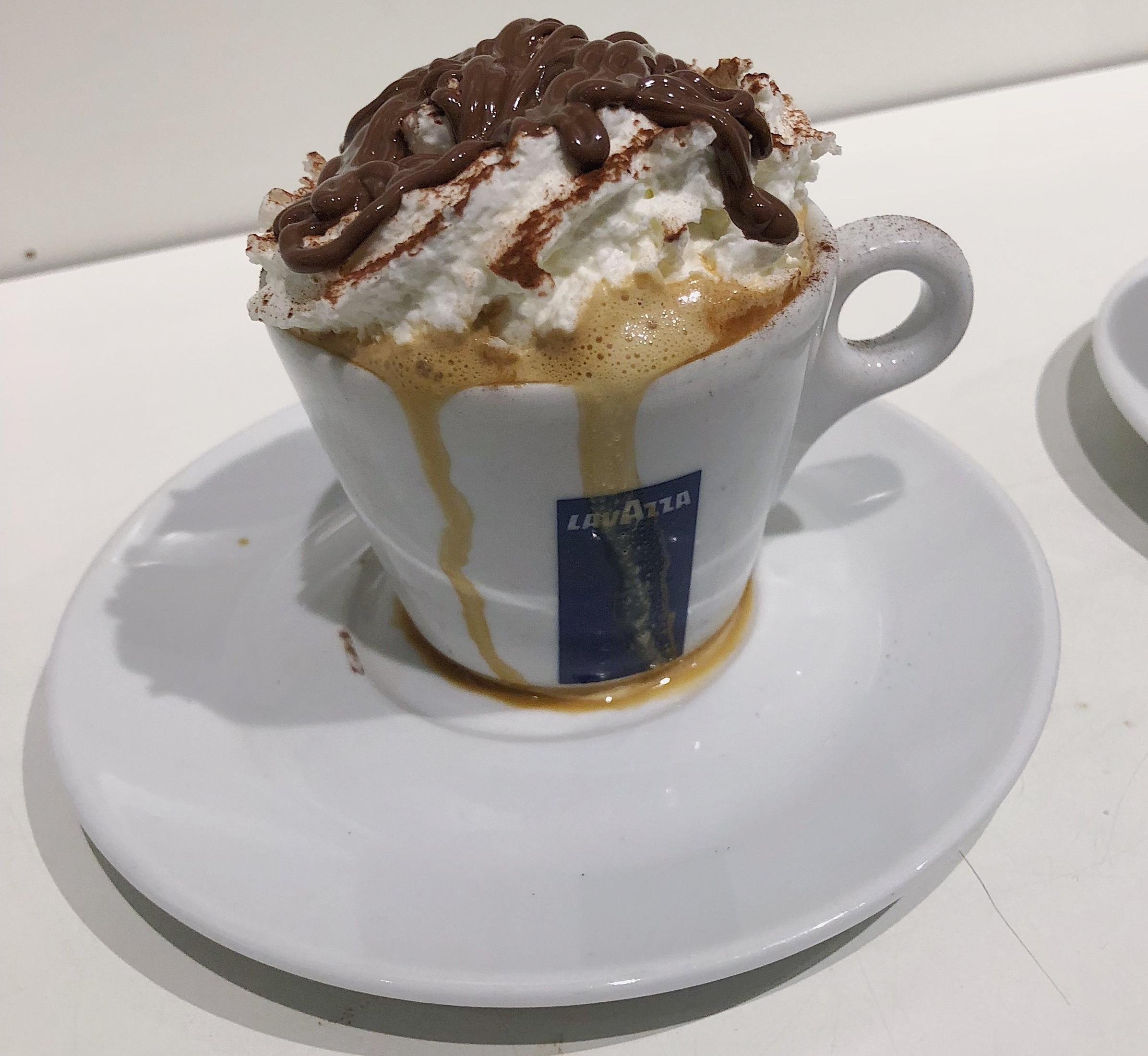 Eataly espresso dribble