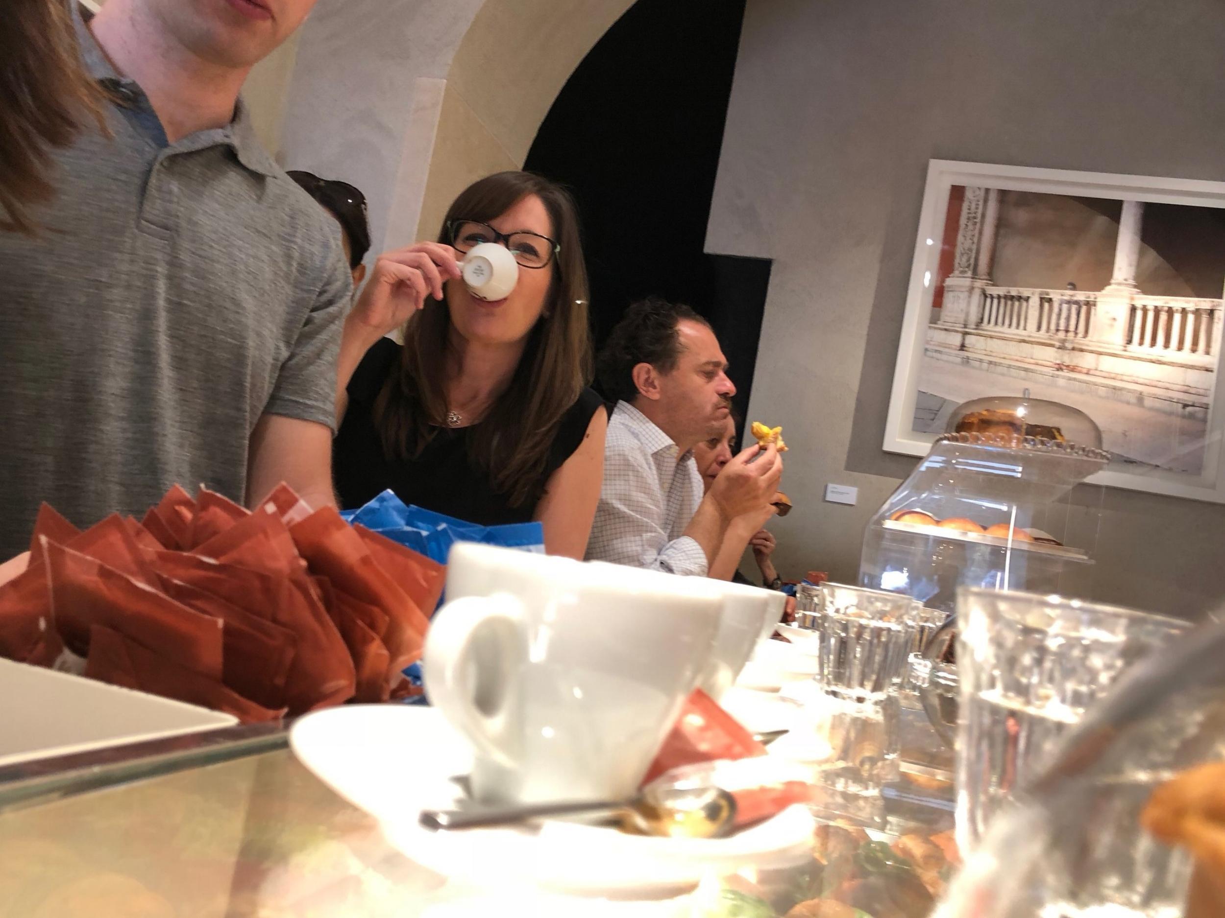 Coffee bar Italy