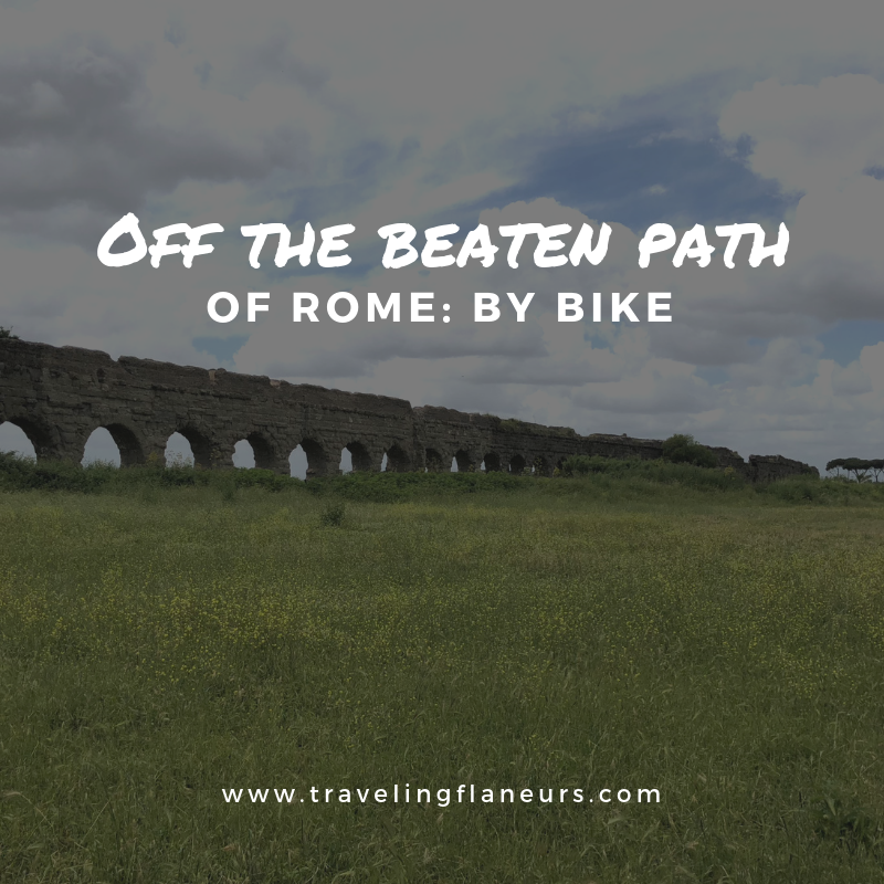 off the beaten path of Rome