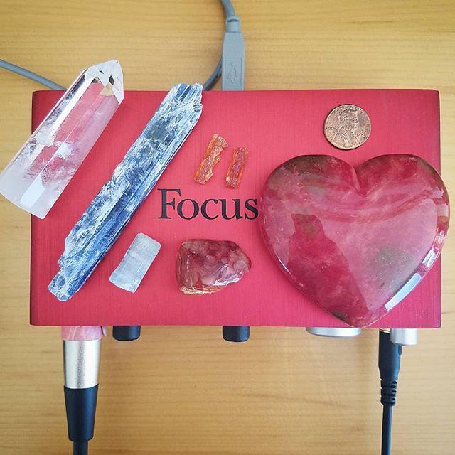 #focus  #focusrite  #musicmonday