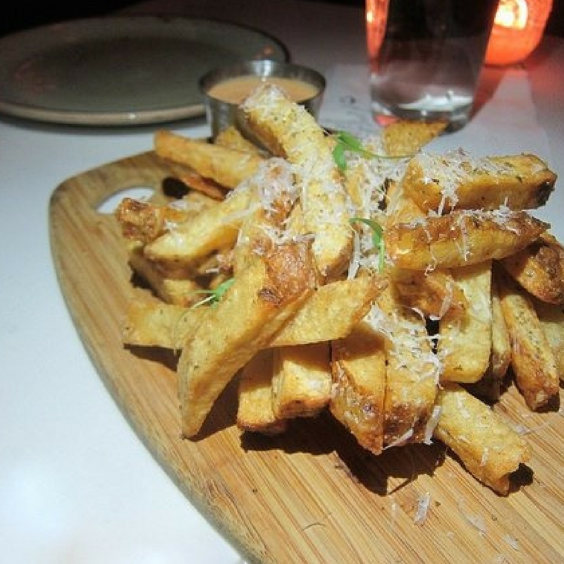 I know you're thinking it's just french Fries but trust me these Belgian Fries are so much more!