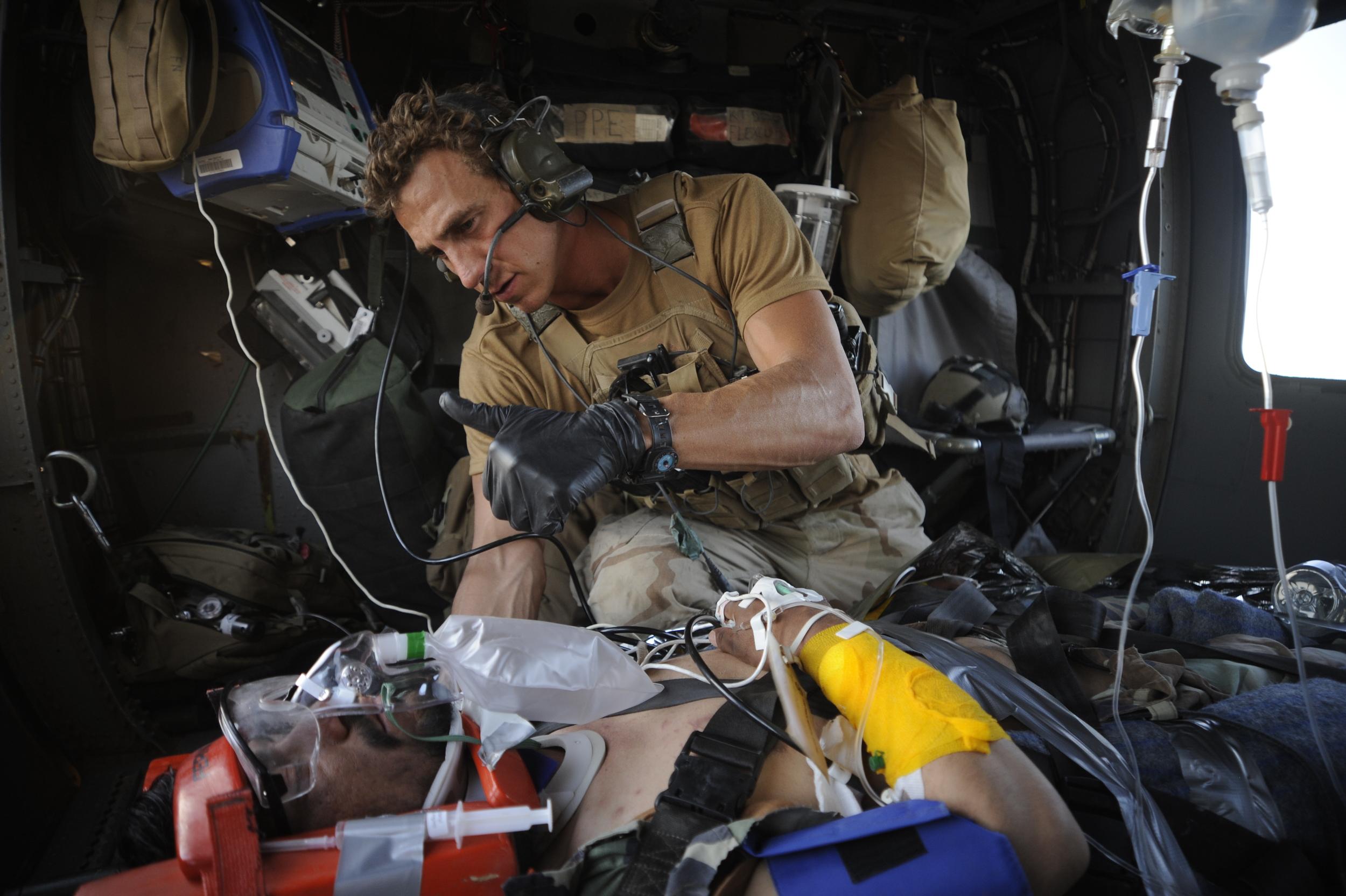 Nationally Registered Paramedics