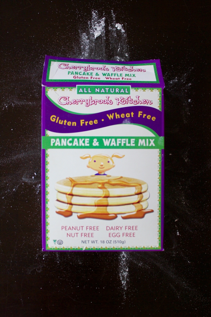 Is it possible to make Gluten Free, Dairy free pancakes well? Turns out... yep!