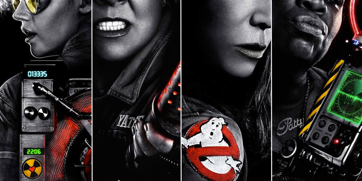 Ghostbusters Reboot: The Poster