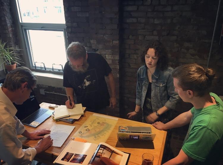 Meeting w:HawkinsArmsrong.jpg