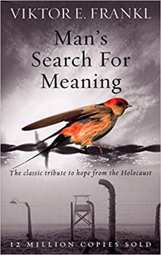 Man's Search for Meaning - Learn about life and what matters from a Holocaust survivor.
