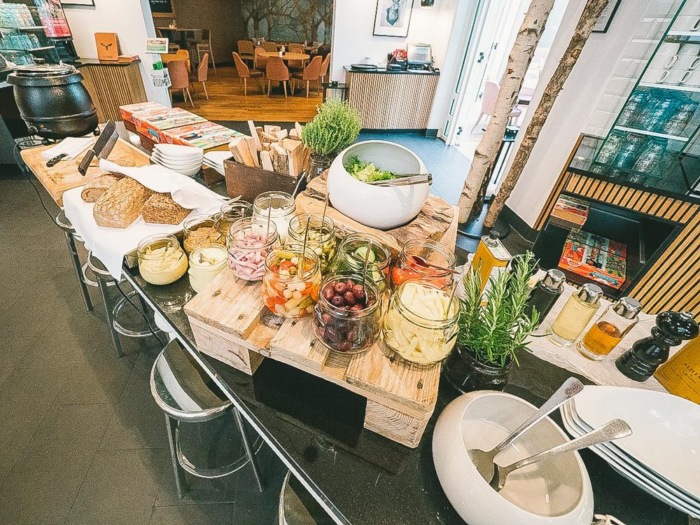 Breakfast || Scandic Hotel