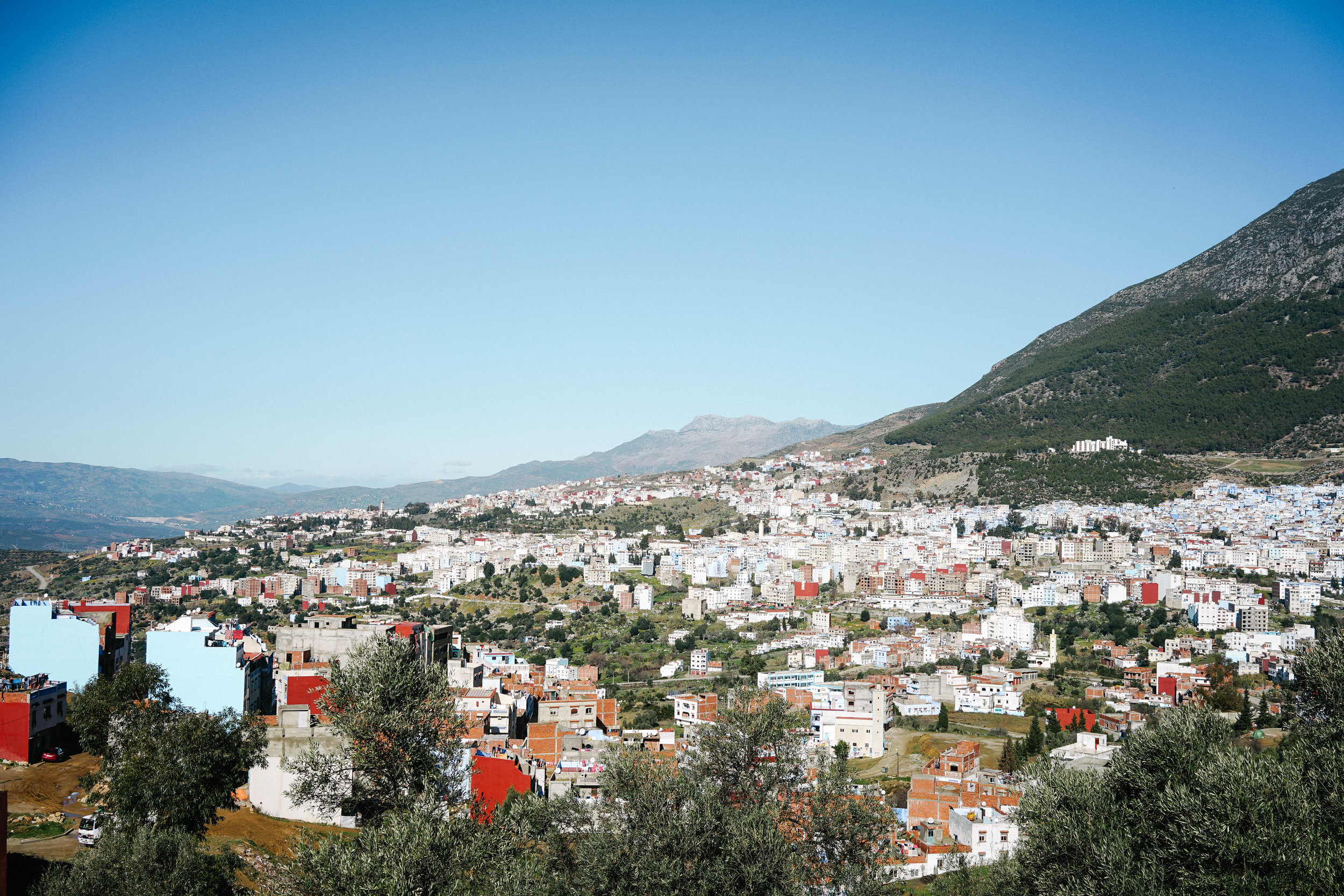 Chefchaouen-Morocco-Blue-Pearl