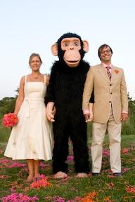 Our Monkey Wedding