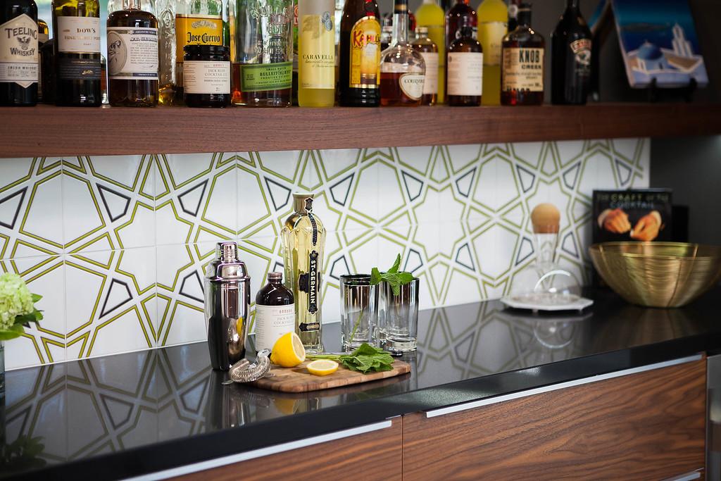 Kitchen Backsplash Ideas Mid Century Modern Interior Designer Portfolio