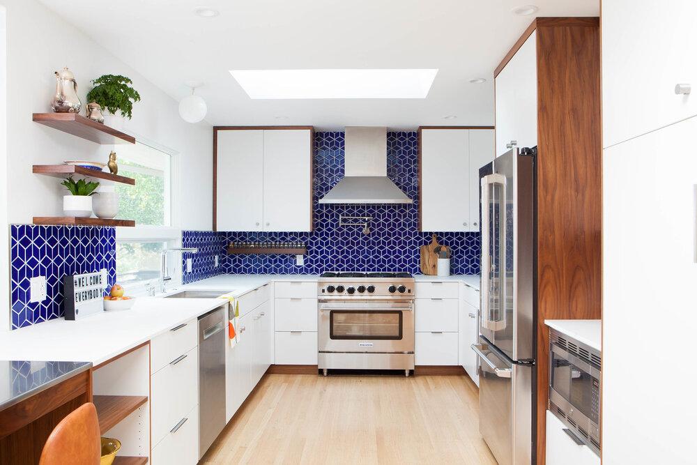 5 Mid Century Modern Flooring Options