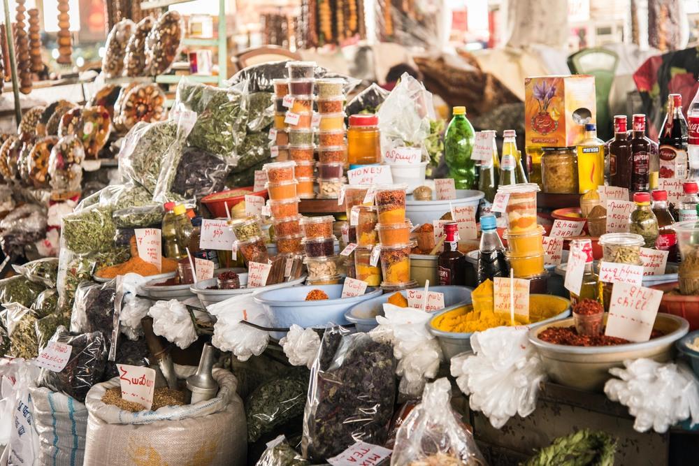 Gumi Shuka Food Market