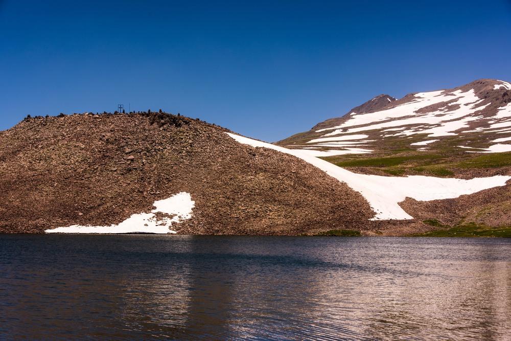 Mt. Aragats