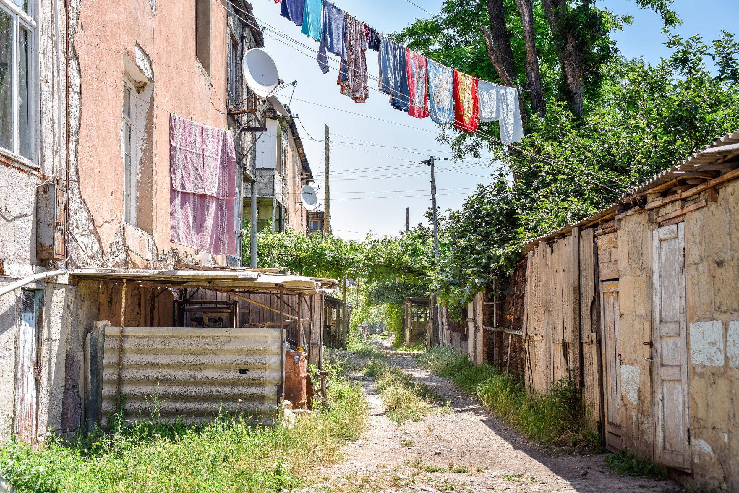The scars of Azerbaijan's border war on Aygepar