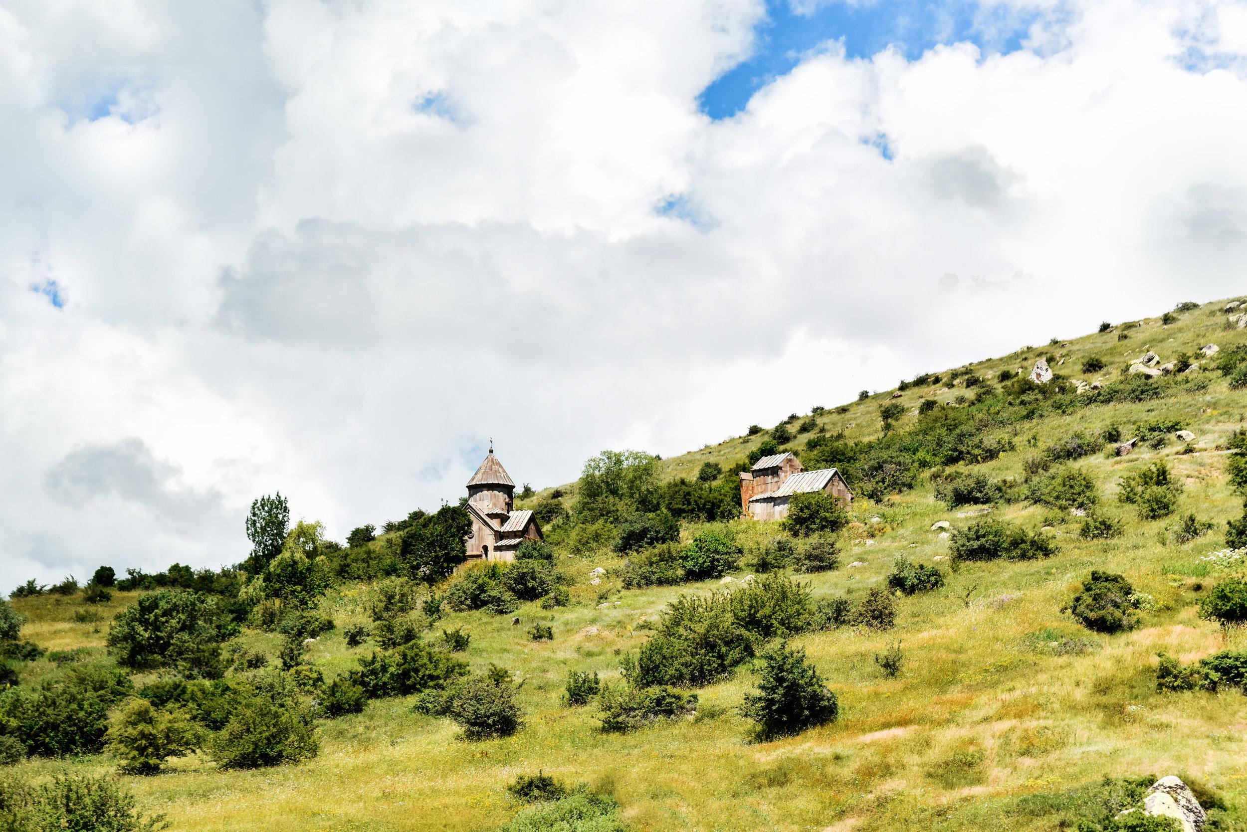 Tsakhats Kar Monastery Complex