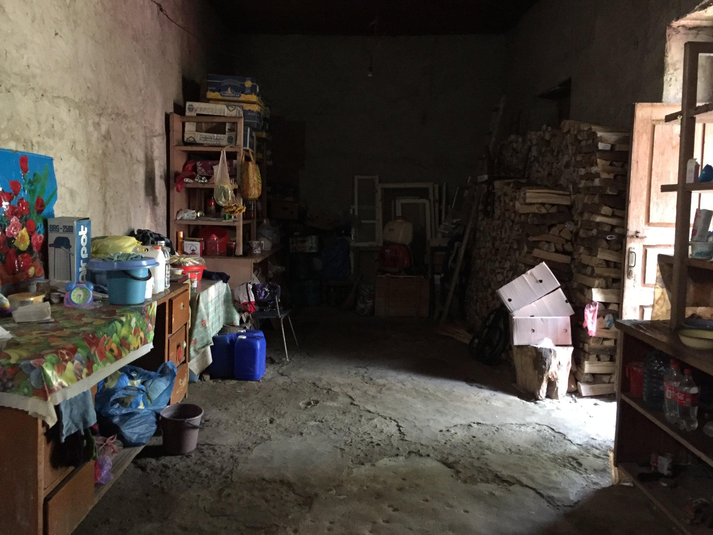 General store, Chinari