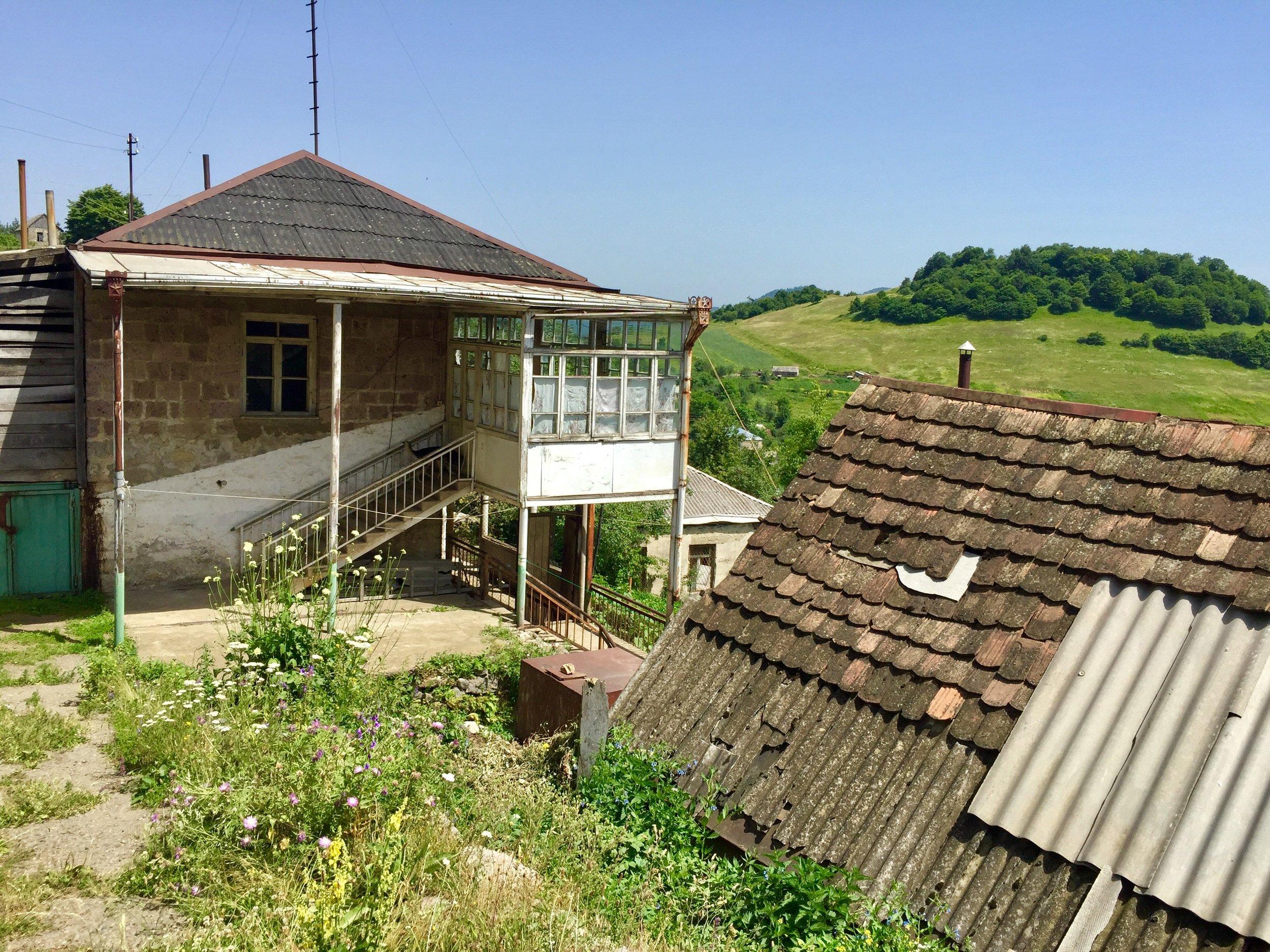 Tavush village house
