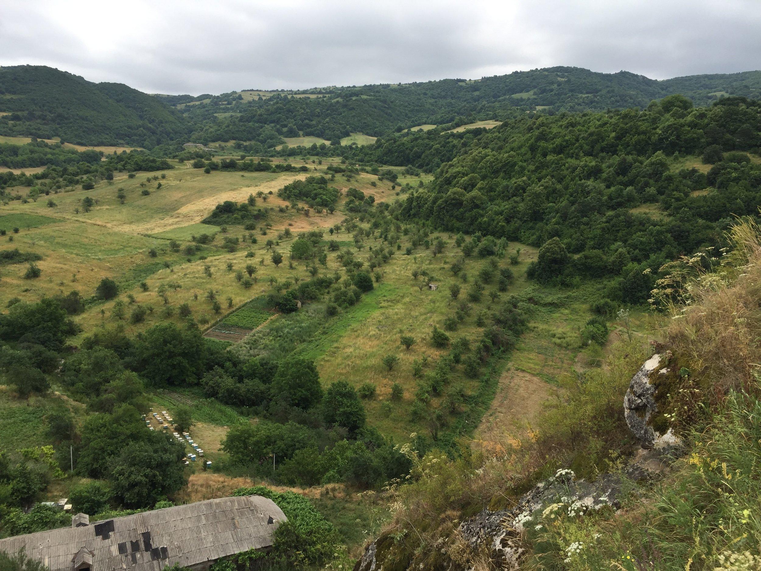 Tavush countryside