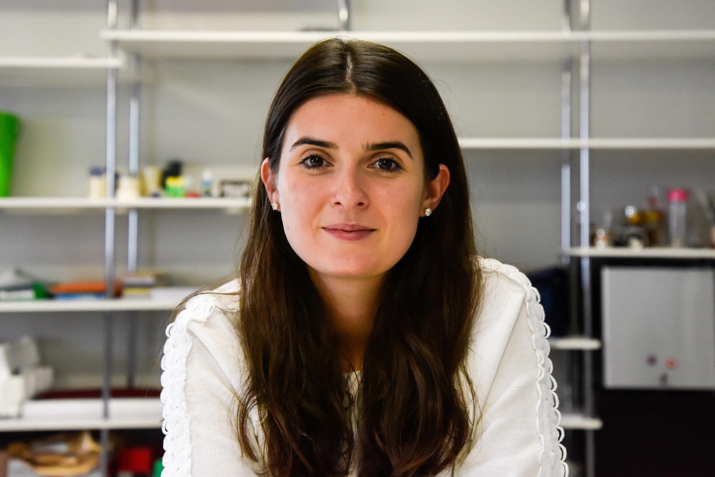 Teach for Armenia founder Larisa Hovhannisyan