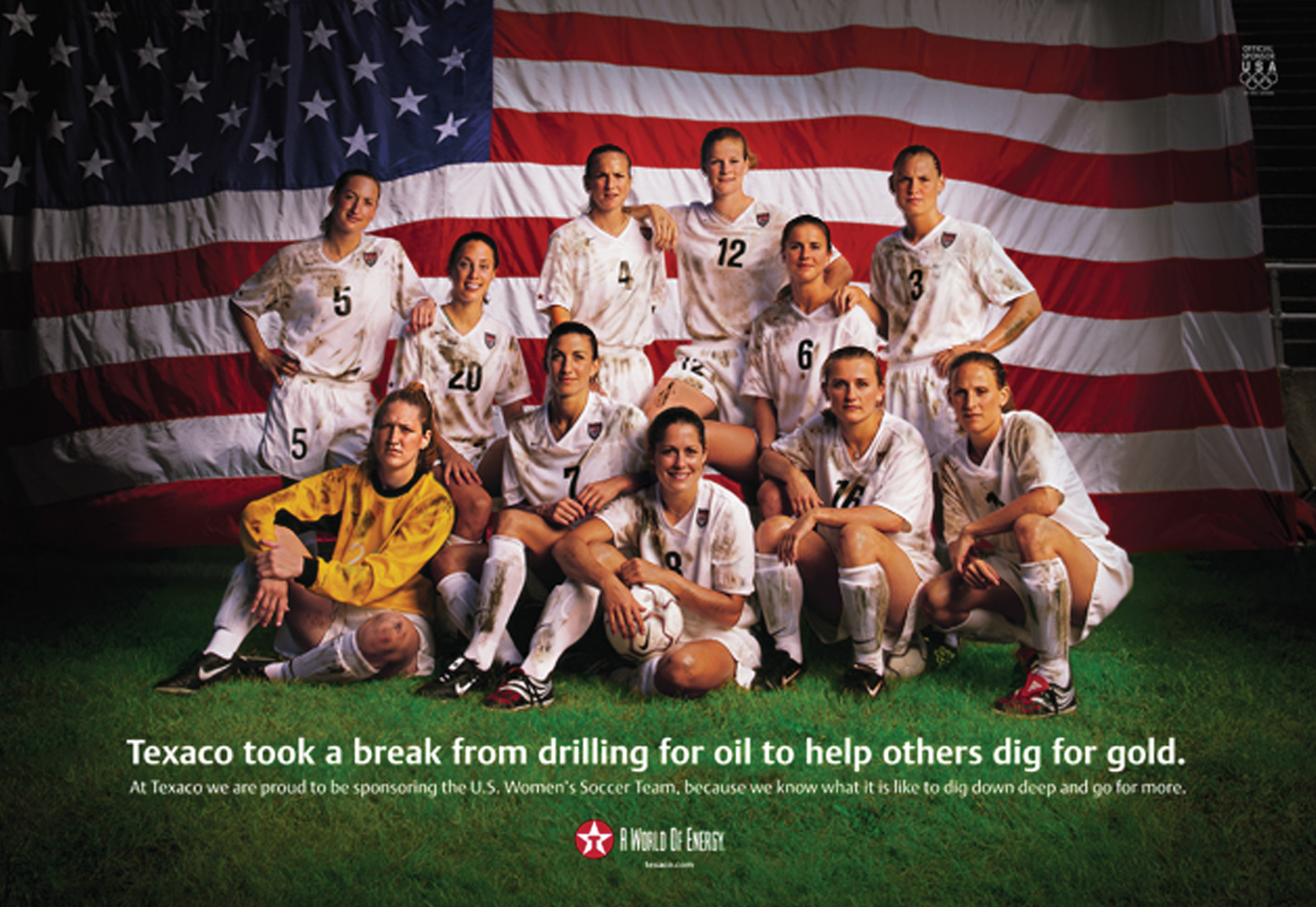 Women's Olympic Soccer Team