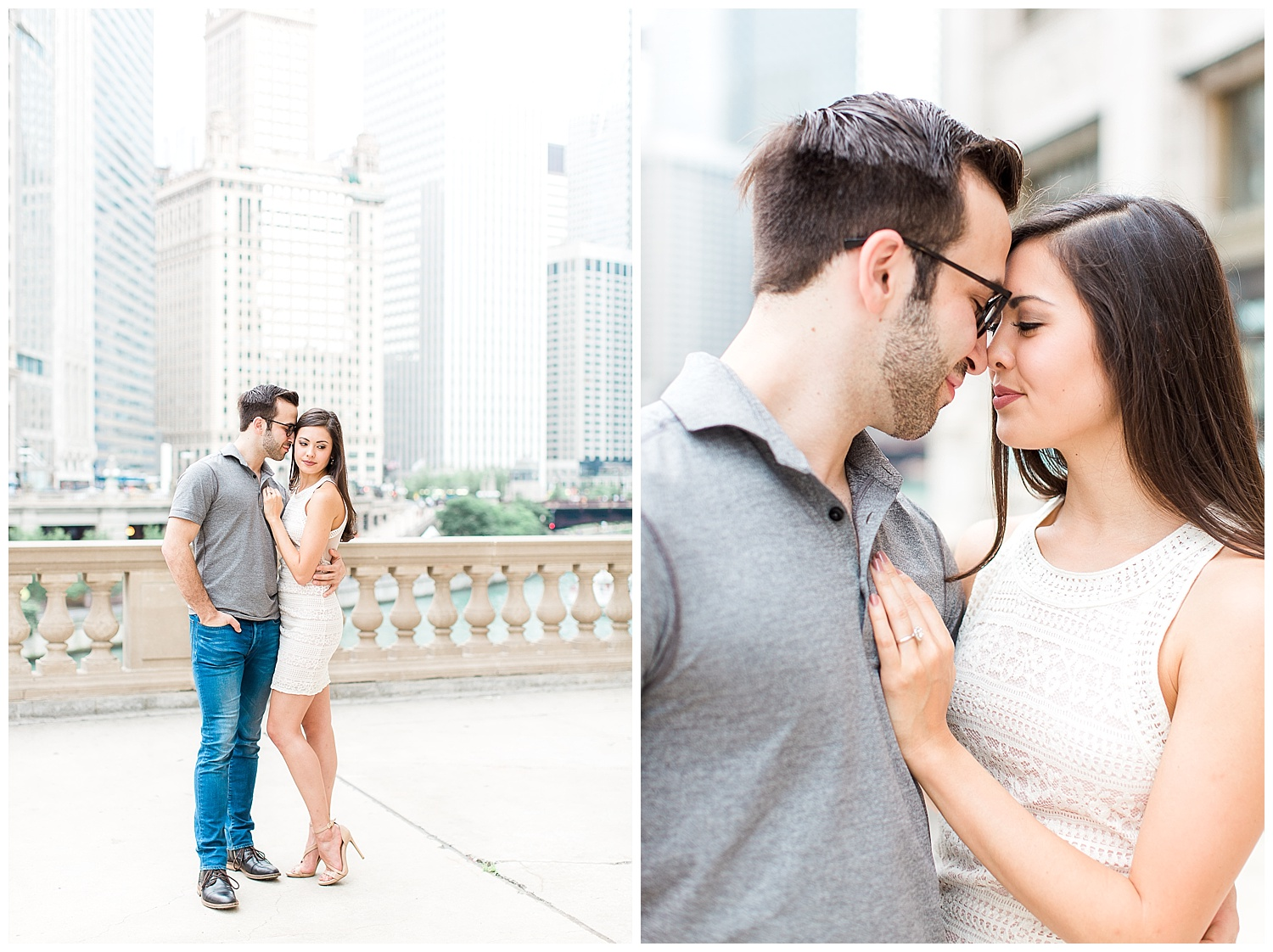 romantic-downtown-chicago-engagement-session-wrigley-building-1