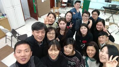 MMC 선교팀과 함께 사역에 동참해 주신 몽골 교회 분들