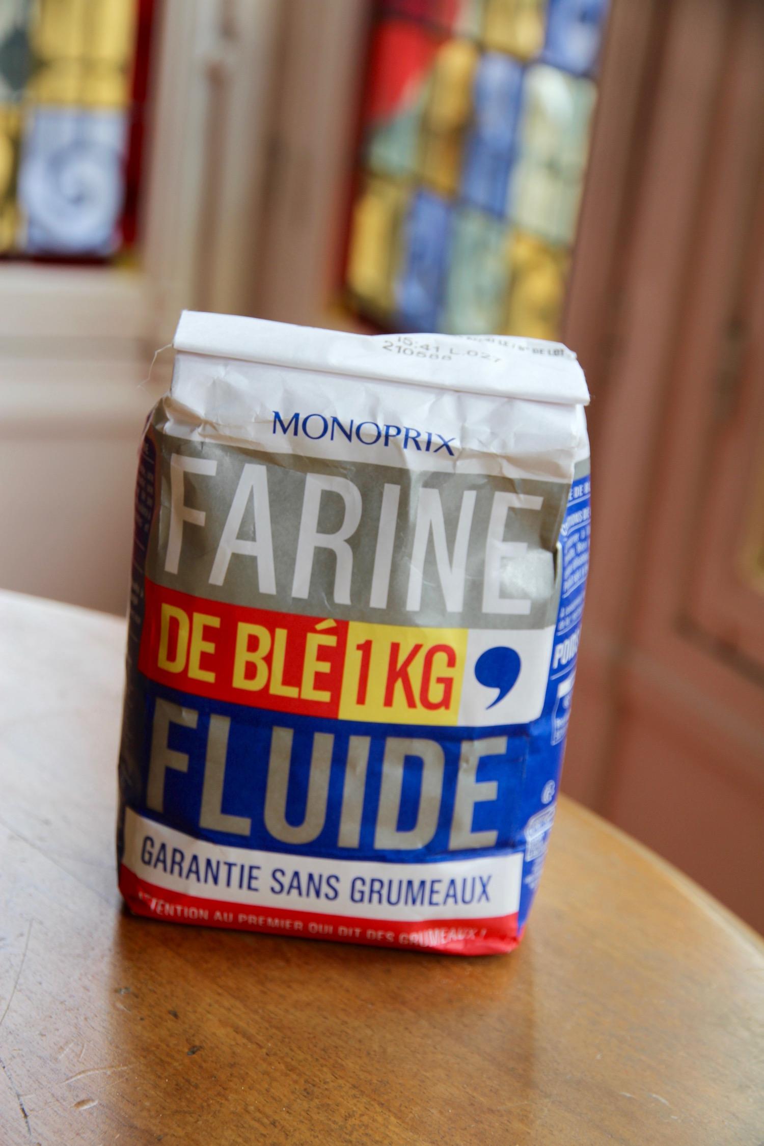Flour - Farine
