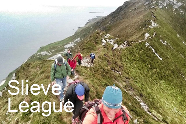 Ardglass Tour | Slieve League