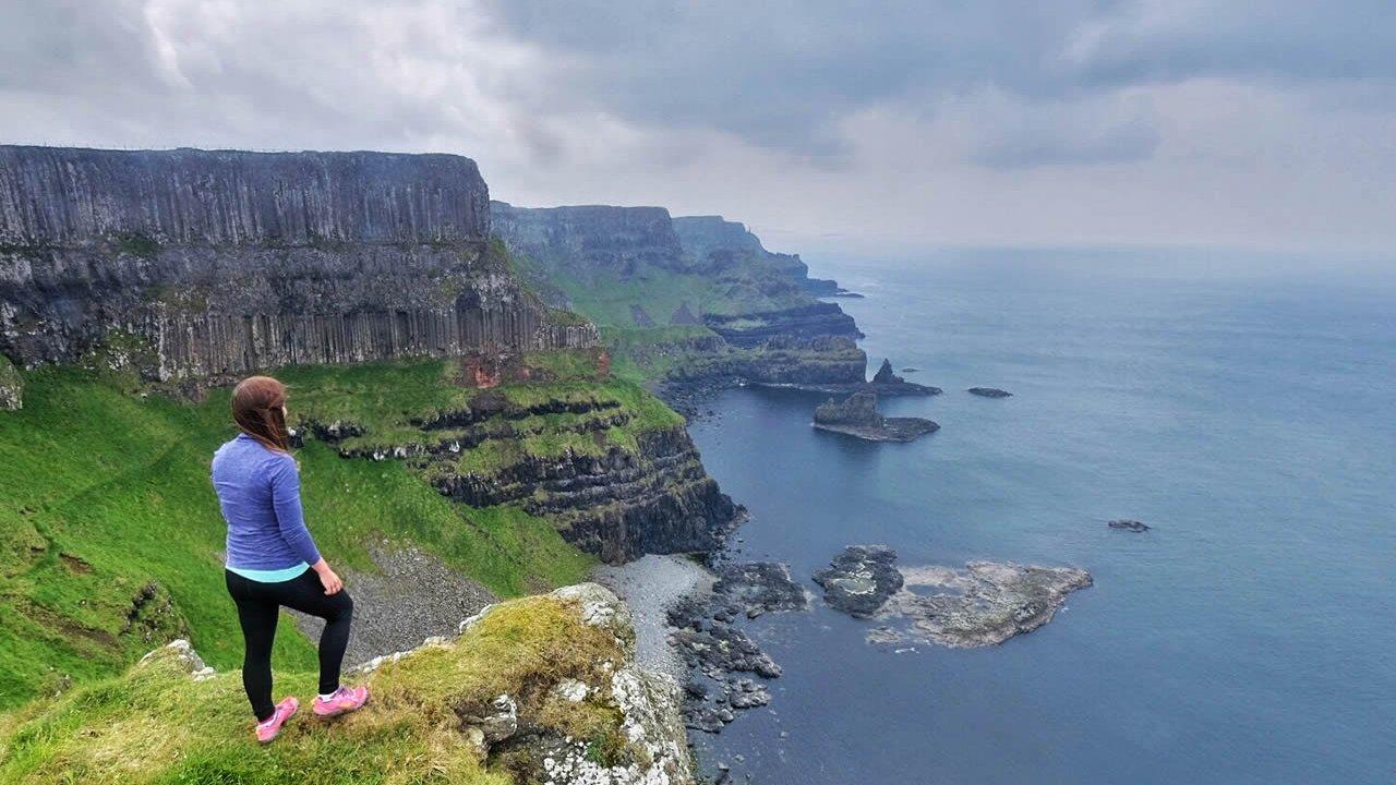 Antrim Coast Cliff Path
