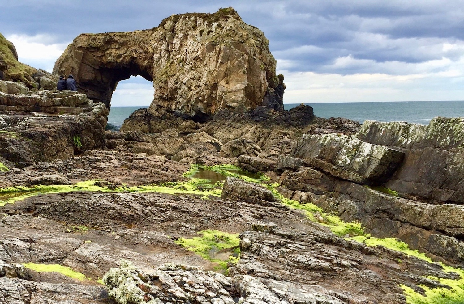 The Great Pollet Sea Arch