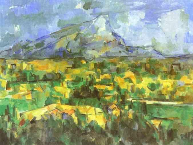 Mont Ste-Victoire