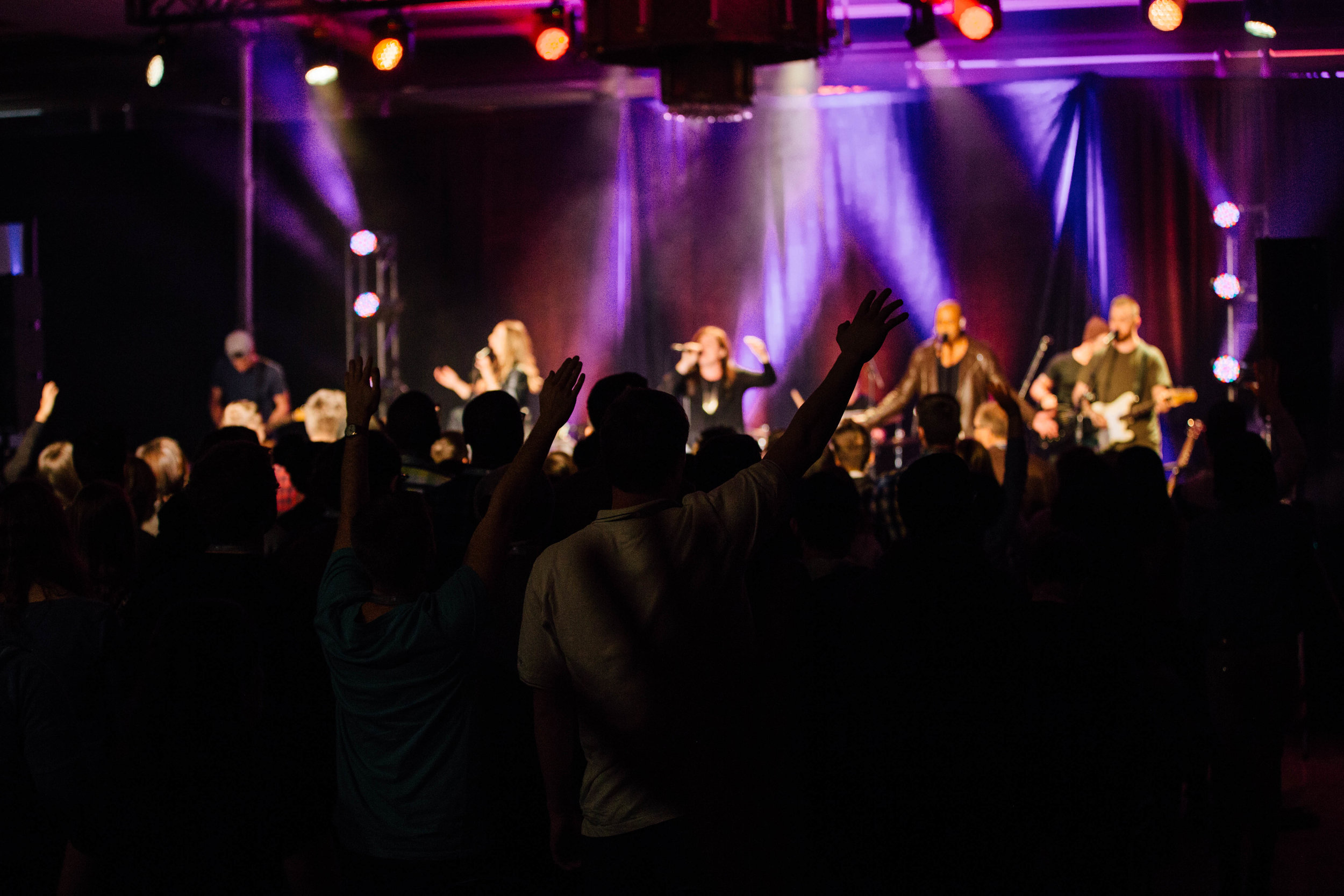 C4 Worship at Power to Change Student Conference