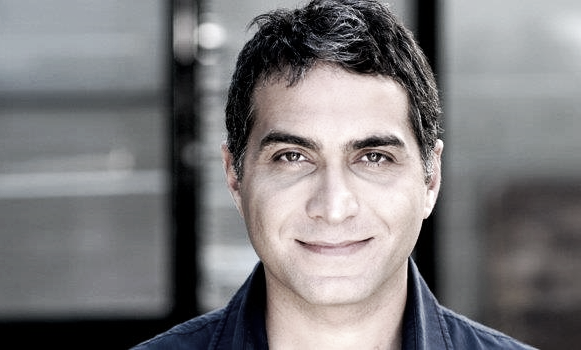 Reza Bundy,   African Eye Founder