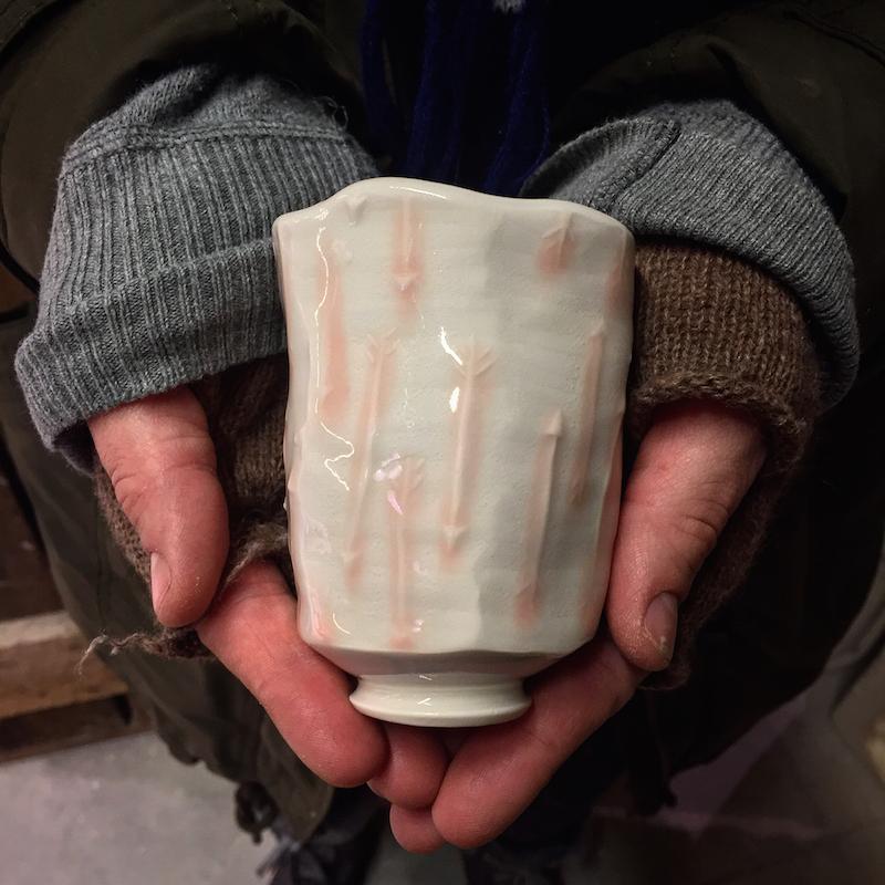 Apertif cup