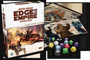Dan won a Golden Geek award for the Star Wars: Edge of the Empire Beginner Game!