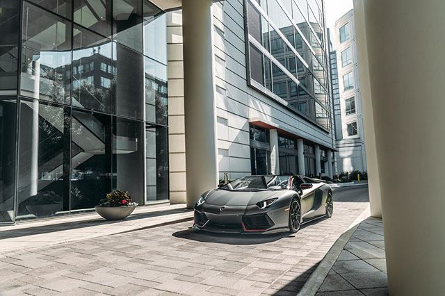 Stoked to partner up with @savage_edition x @lamborghini . . #aventador #lamborghiniaventador  #supercars