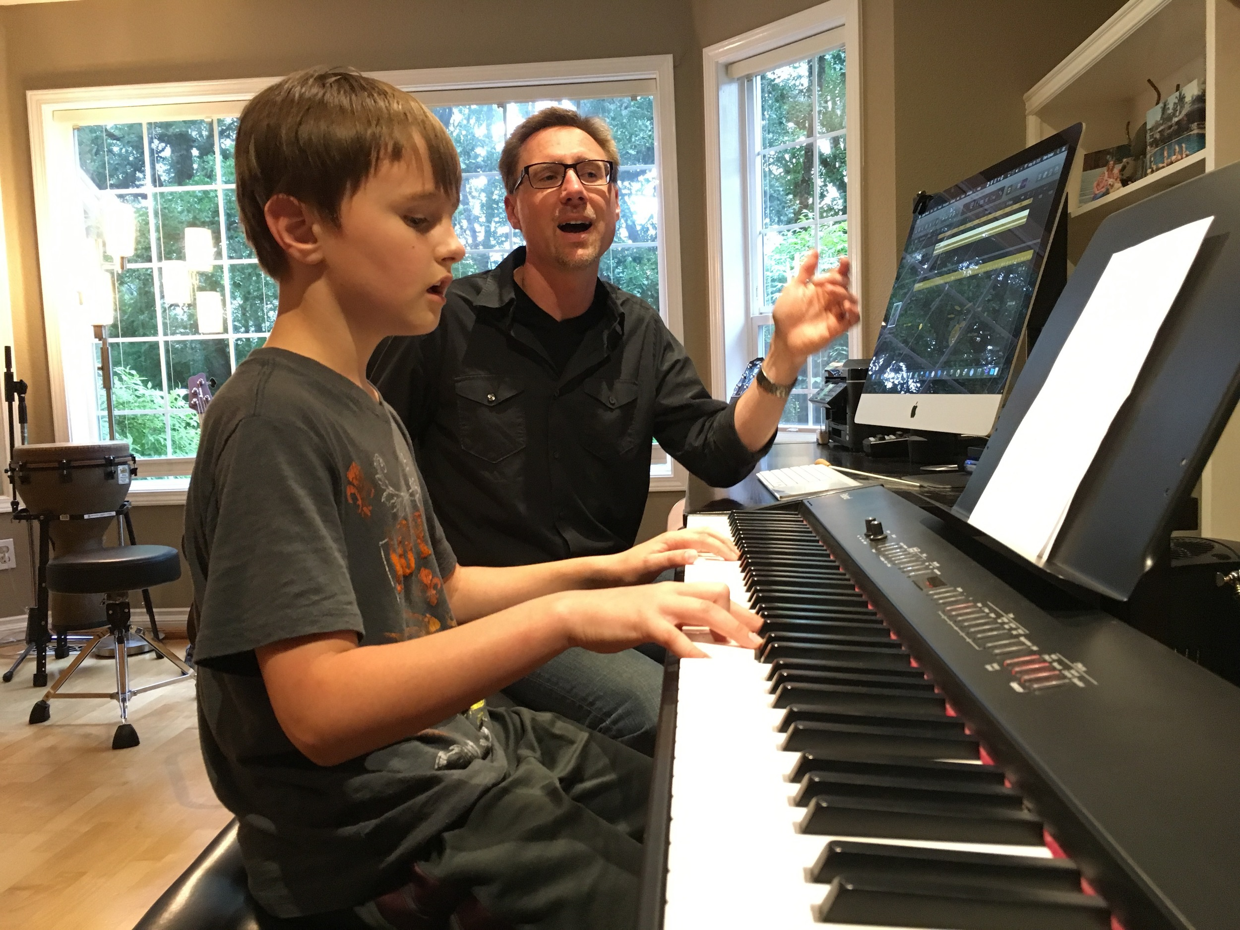 Modern Piano Lessons