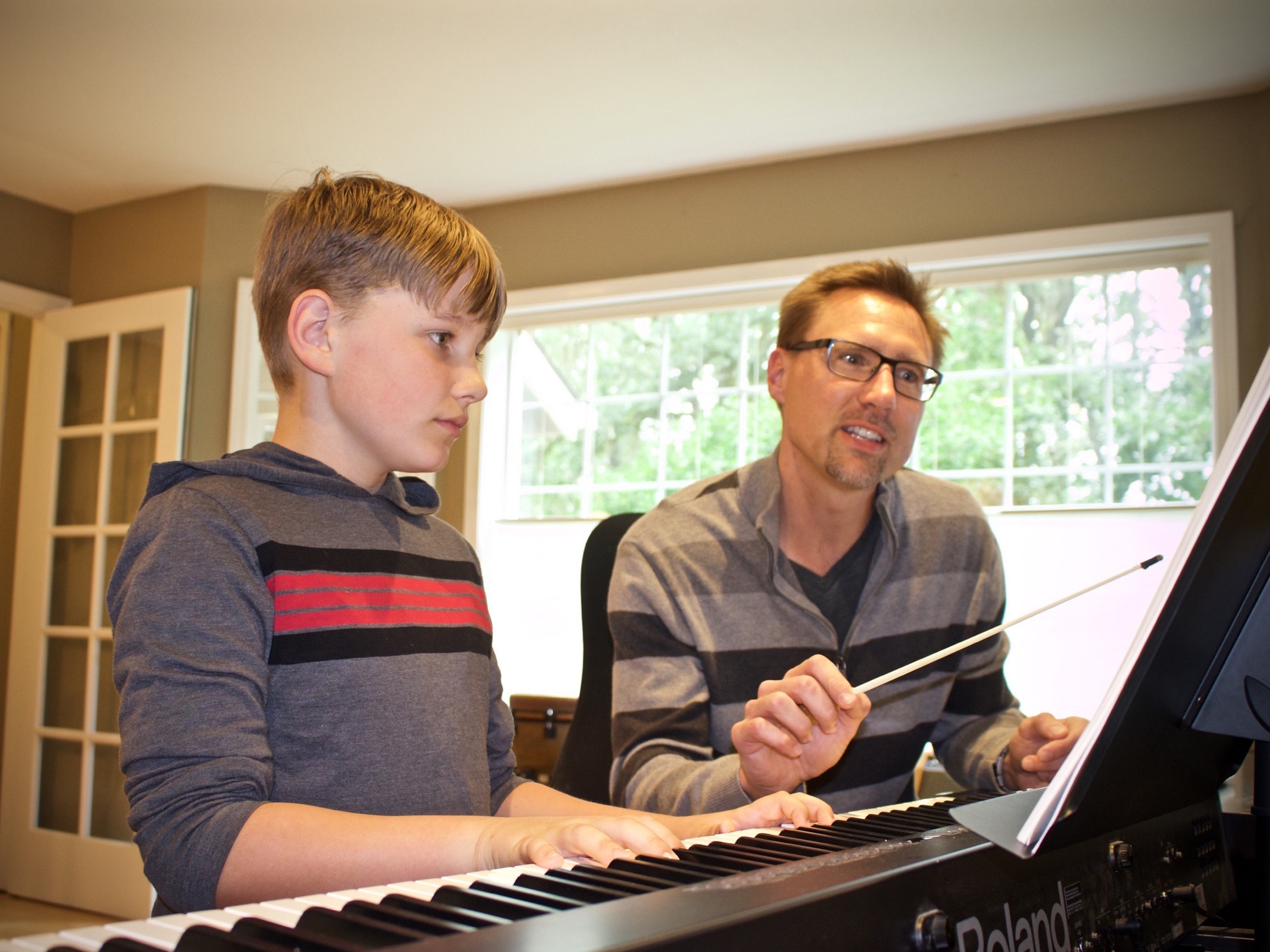 Traditional Piano Lessons